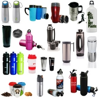 Travel Bottles & Mugs