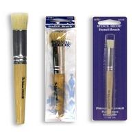 Flokart Stencil Brushes