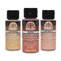 Folkart Metallic Multi Surface Paint