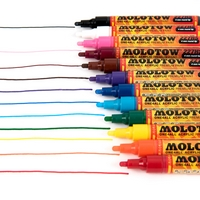 Acrylic Paint Markers 4mm