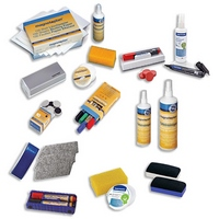 WHITE BOARD CLEANERS & DUSTERS