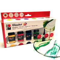 Marabu Glassart Transparent Glass Paint