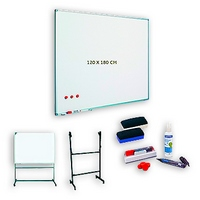 WHITE BOARDS & ACCESSORIES