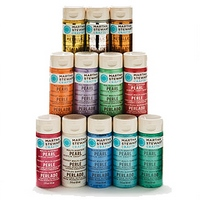 Metallic & Pearl Colors Paints