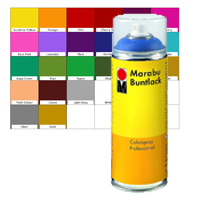 Marabu Buntlack Spray Paint