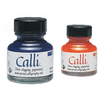 Daler Rowney Calligraphy Calli Ink