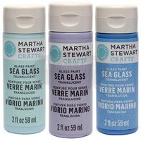 Martha Stewart Swa Glass Paints
