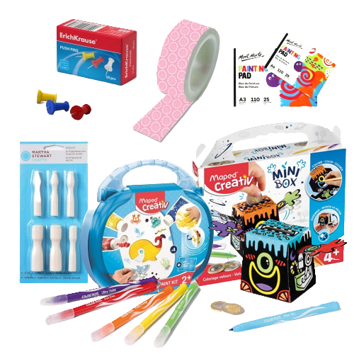 Art Accessories & Gift Sets