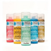 Martha Stewart Water Color Paints