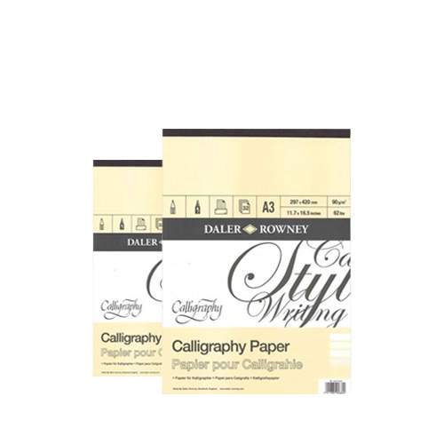 Calligraphy & Ink Paper Pads