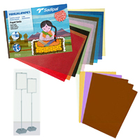 Colored Cards & Paper Stock