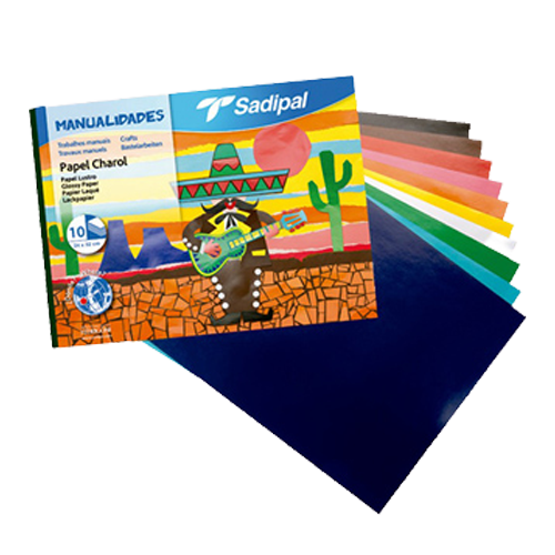 Colored Cards & Sheets