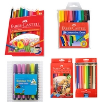 Colouring Pencils & Markers
