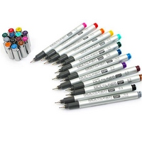 Copic Multiliners - SP - Colors brush