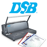 DSB Comb Binding Machine