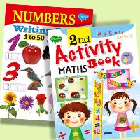 Educational & Activity Books