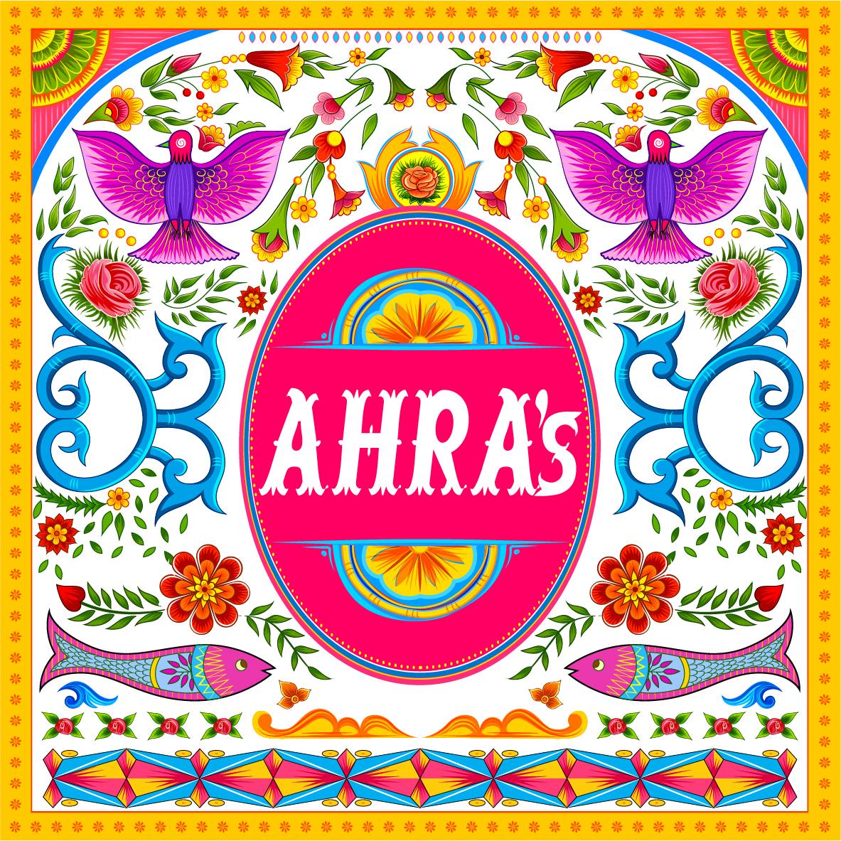 AHRA's Traditional Art