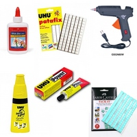 GLUE STICS, GLUE GUNS & ADHESIVES