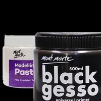 Gesso & Paste Tub