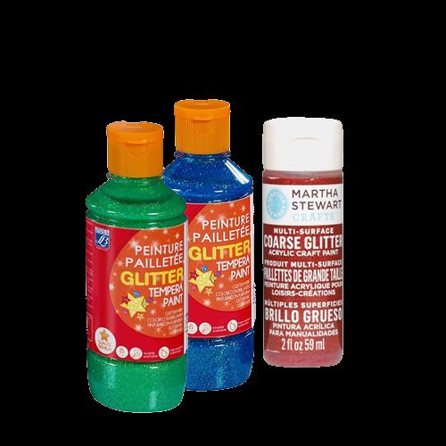 Glitter Paints & Powder