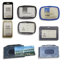 ID Card Holders & Name Badges