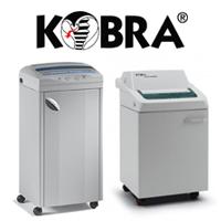 Kobra Shredder Machines
