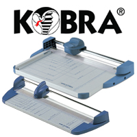 Kobra Trimmers & Guillotines