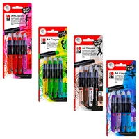 Marabu Art Crayon Sets