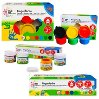 Marabu Finger Paint sets