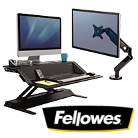 Monitor Arm & Levado Desks