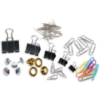 PAPER CLIPS / PINS / BINDER CLIPS