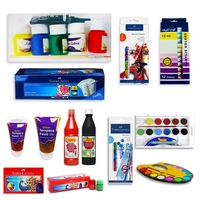 Painting supplies,Colouring Books & Much More