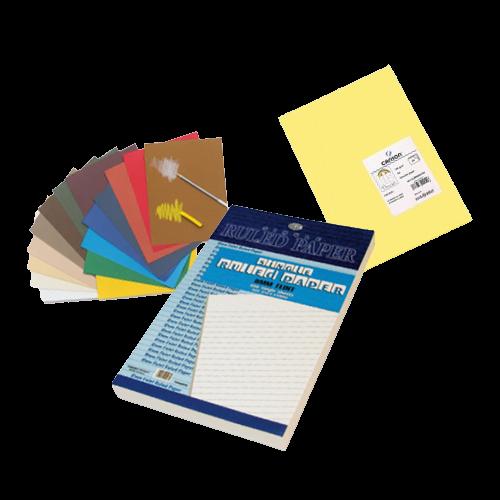 Paper Rolls & Loose Sheets