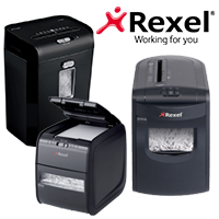 Rexel Shredder Machines