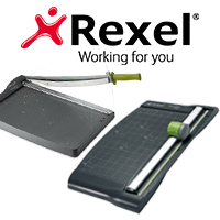 Rexel Trimmers & Guillotines