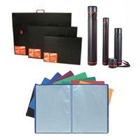Display Cases, Bags & Storage