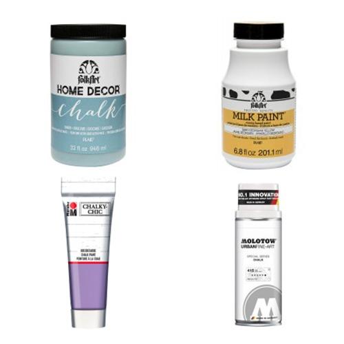Chalk & Milk Paints