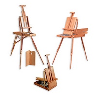 Easel Sketch Boxes