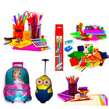 SCHOOL STATIONERY & CRAFT ITEMS