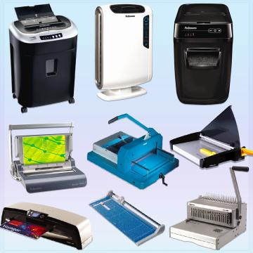 OFFICE EQUIPMENTS & MACHINES