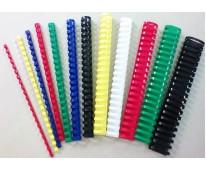 Plastic Comb Binding Spirals