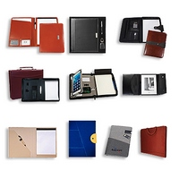 PU LEATHER PORTFOLIOS