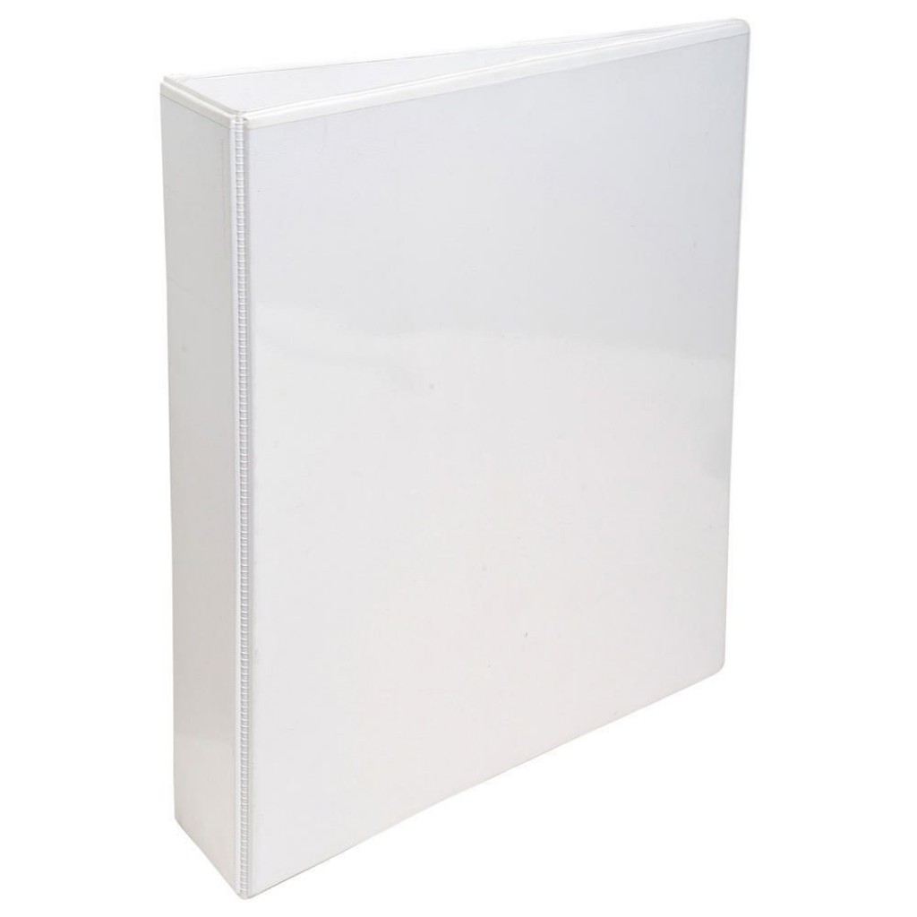Buy Online Presentation Binder 4 Ring 2.5 Inches A4 SIZE