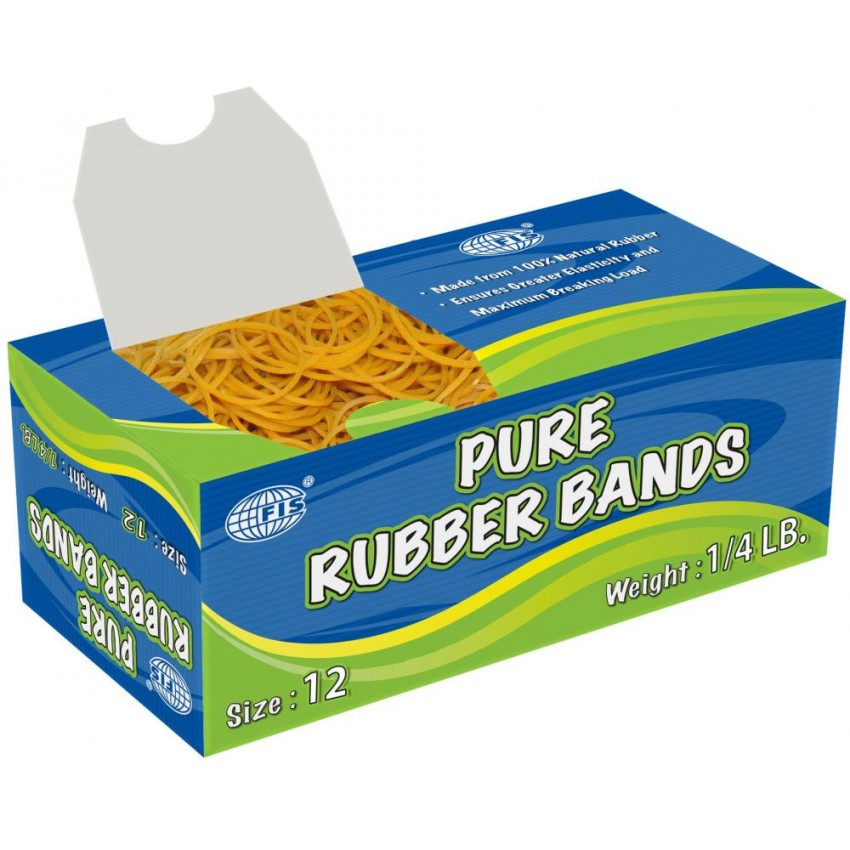 Rubber Band # 12