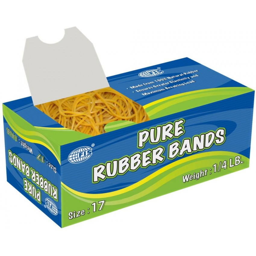 Rubber Band # 17