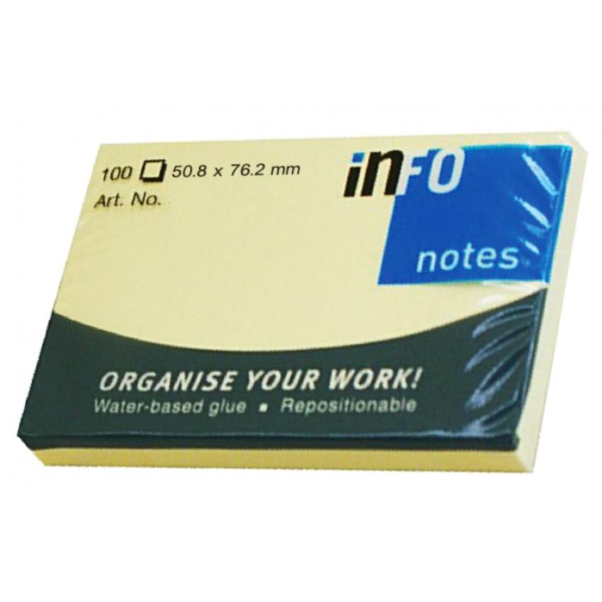 "Info Notes (2x3)"""