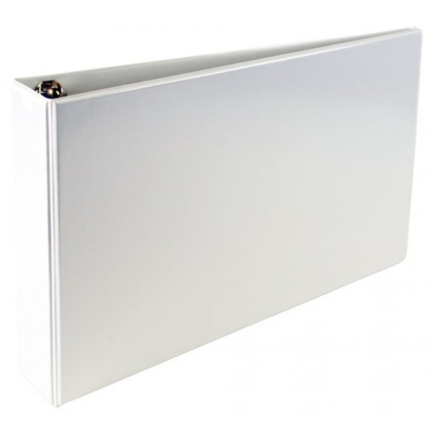 Presentation Binder 4 Ring 4 inches A3 Size