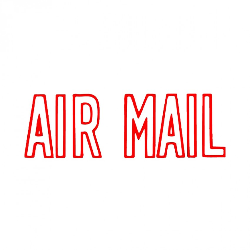 Self Ink Stamp - Airmail