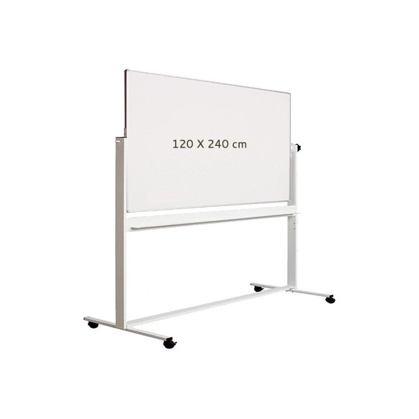 White Board (120x240)cm With Stand