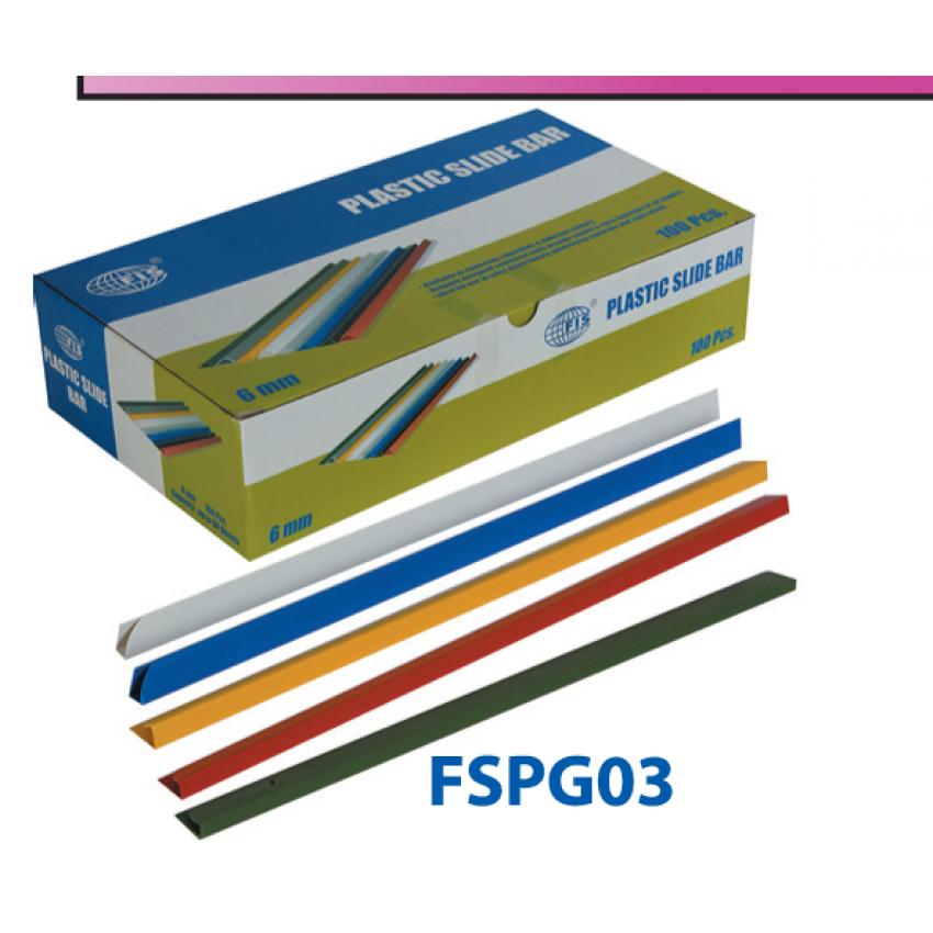 Binding Bar (FIS) 3mm  flat